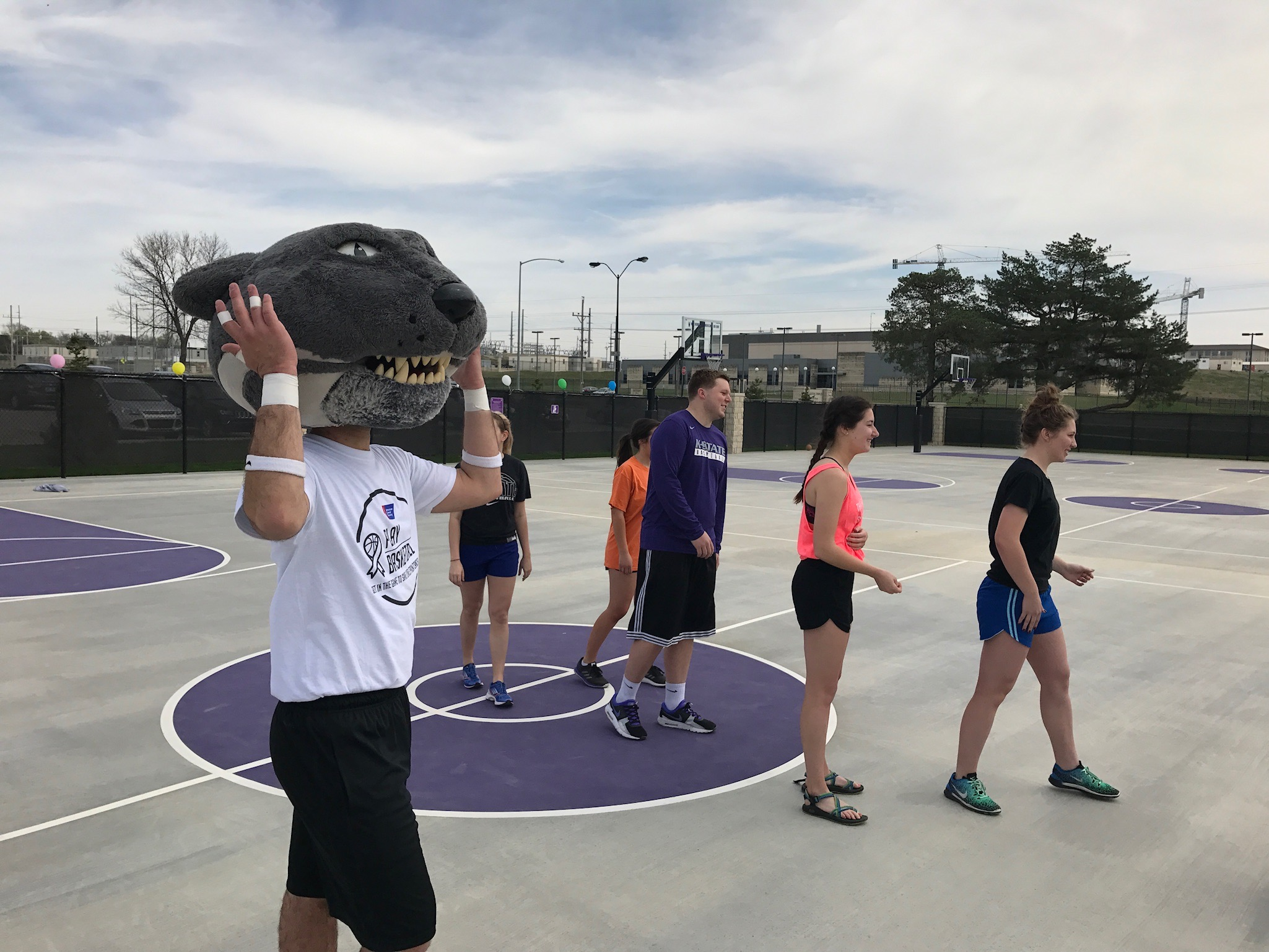 fundraising ideas: basketball challenge — campus relay for life